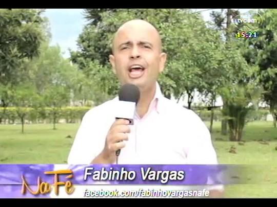 Na Fé - Clipes de música gospel e entrevista com o ministro de louvor Paulo Figueiró - 09/02/2014 - bloco 2
