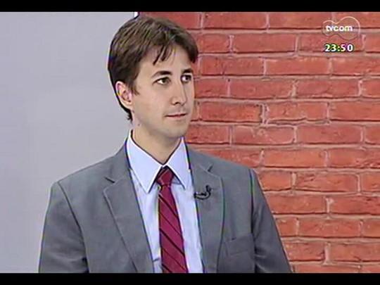 Mãos e Mentes - Produtor executivo do Valetec Alexandre Peteffi - Bloco 2 - 20/02/2014