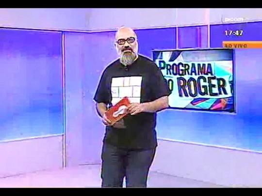 Programa do Roger - Banda Fantomáticos - Bloco 1 - 26/02/2014