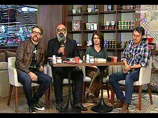 Café TVCOM - Conversa sobre café e seus benefícios - Bloco 1 - 28/04/2014