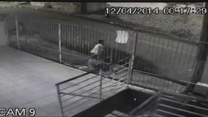 Tentativa de homicídio - Guarda Municipal