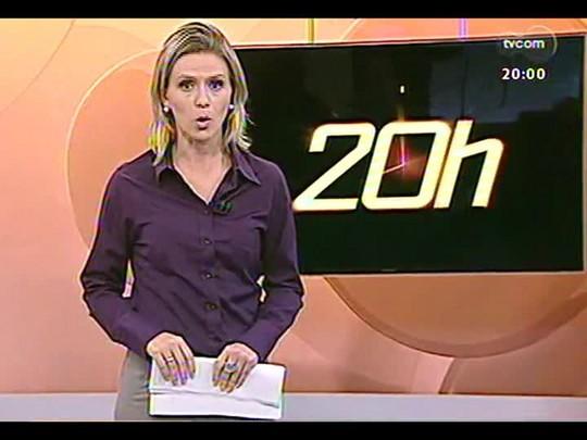 TVCOM 20 Horas - Polícia conclui que pai e madrasta de Bernardo planejavam morte do garoto desde janeiro - Bloco 1 - 13/05/2014