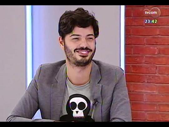 Mãos e Mentes - Empreendedor social e fundador do Smile Flame Daniel Mattos - Bloco 3 - 20/05/2014