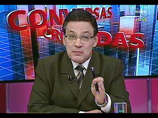 Conversas Cruzadas - Debate sobre as articulações políticas para as eleições de outubro - Bloco 1 - 30/05/2014