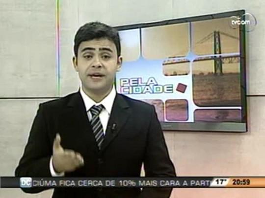 TVCOM Entrevista - Pedagoga Mestre em Educação - 12.07.14