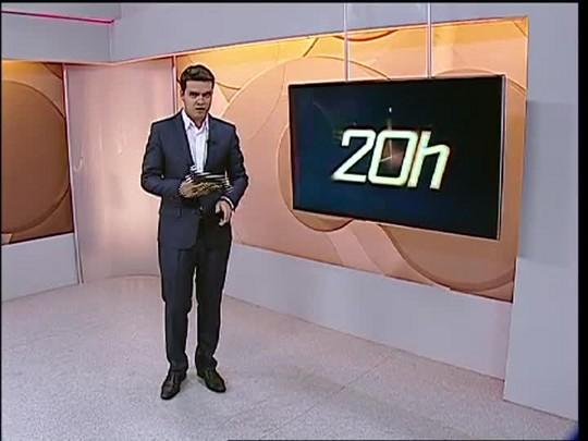 TVCOM 20 Horas - Pesquisa mostra que RS teve queda de 20% nas vendas para o exterior no primeiro semestre - Bloco 2 - 17/07/2014