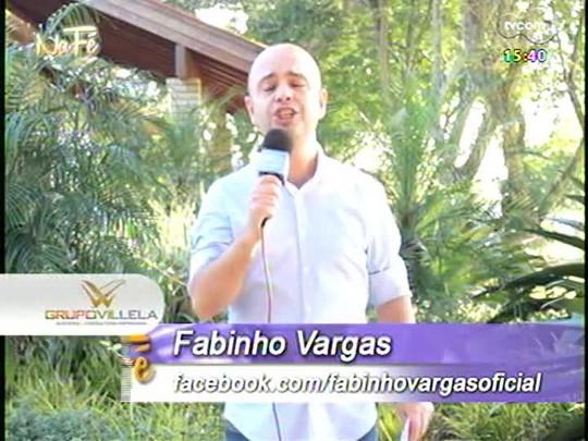 Na Fé - Clipes de música gospel e bate-papo com a dupla sertaneja Maicon e Vinicius - 20/07/2014 - bloco 3
