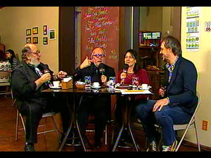 Café TVCOM - Conversa sobre novela, diretamente de Priscilla's Bakery - Bloco 3 - 09/08/2014