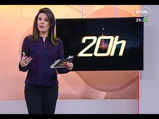 TVCOM 20 Horas - Grupo viaja de avião para atacar caixas eletrônicos - Bloco 3 - 14/08/2014