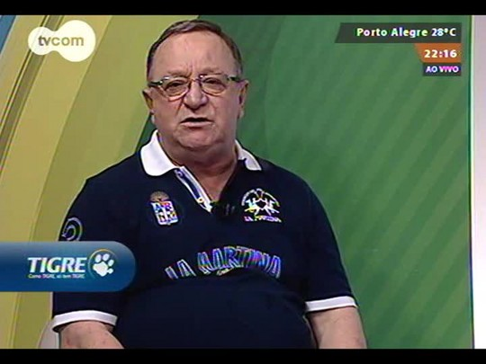 Bate Bola - Tite participa do debate sobre a vitória do Grêmio sobre o Corinthians e a derrota do Inter para o Atlético MG - Bloco 3 - 24/08/2014