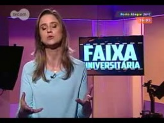Faixa Universitária - Confira o vídeo 'Rupturas Performáticas' dos alunos da Unisinos