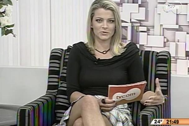 TVCOM Tudo+ - Quadro donna: editorial de beachwear com peças em crochê - 27.11.14