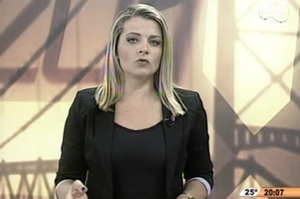 TVCOM 20h - Preso na Capital prefeito de Lages Elizei Mattos suspeito de corrupção - 5.12.14