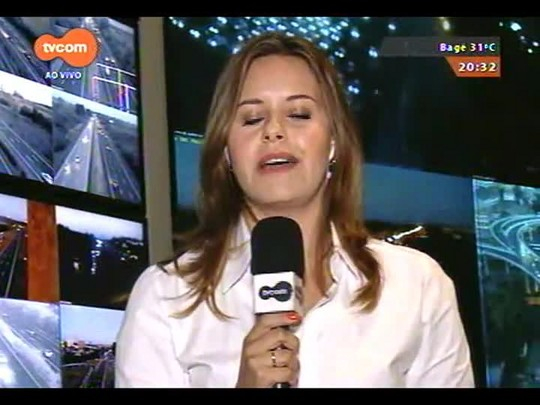 TVCOM 20 Horas - O reajuste de 6,99% nas passagens de ônibus - 05/12/2014