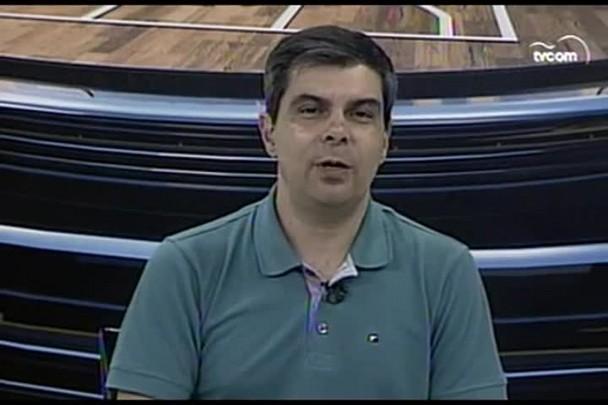 TVCOM Esportes - Hemerson Maria sobre sucesso do JEC - 2ºBloco - 26.12.14