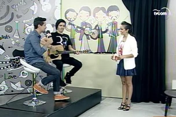 TVCOM Tudo+ - Entrevista com o cantor sertanejo Eric Neto - 9.1.15