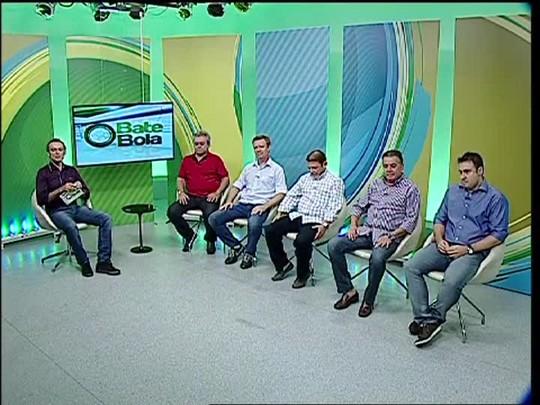 Bate Bola - O início da pré-temporada da dupla Gre-Nal - Bloco 1 (11/01/15)