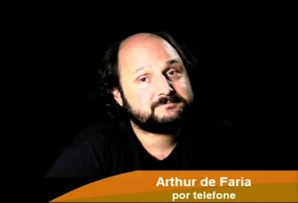 """Arthur de Farias fala sobre o espetáculo \""""O Gato de Botas\"""""""