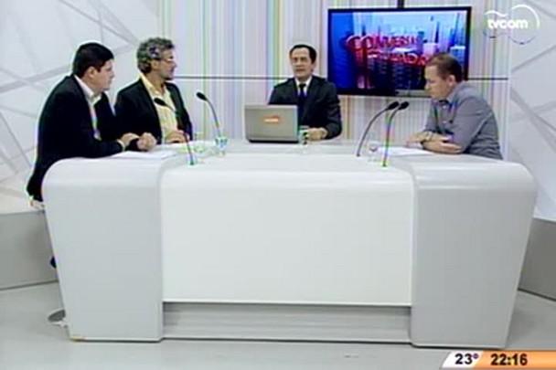 Conversas Cruzadas - Plano Diretor Participativo de São José - 2º Bloco - 15.04.15