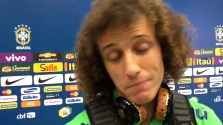 David Luiz fala sobre vaias e preparação para Copa América