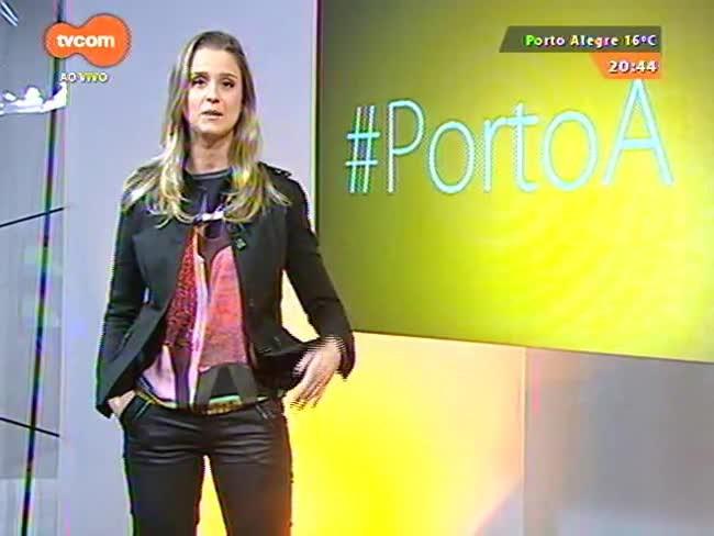 #PortoA - Cláudia Laitano destaca os últimos dias da FestiPOA Literária