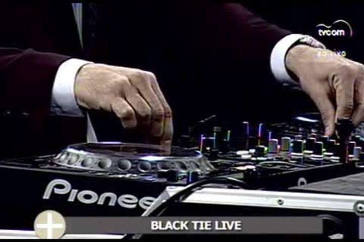 TVCOM Tudo+ - Black Tie Live: projeto integra música eletrônica e toques de violino e guitarra - 31.07.15