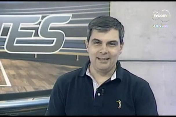TVCOM Esportes. 1ºBloco. 24.08.15