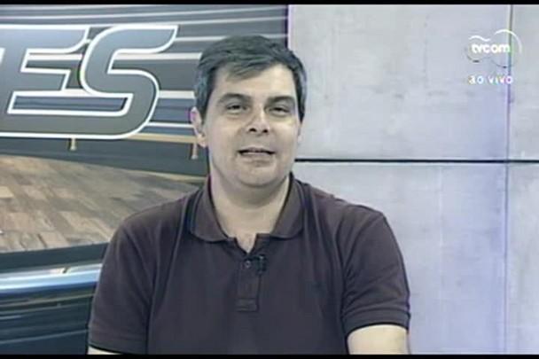 TVCOM Esportes. 3º Bloco. 10.09.15