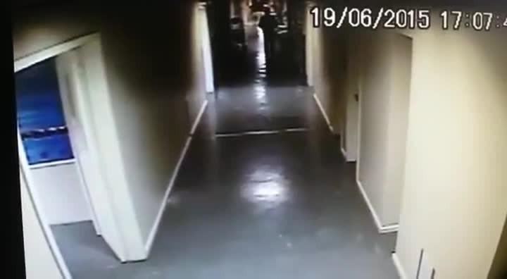 Servidor do Husm sai de quarto de vítima