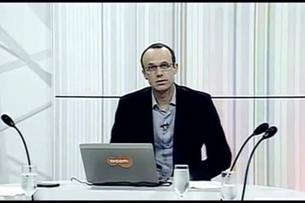 TVCOM Conversas Cruzadas. 2º Bloco. 11.01.16