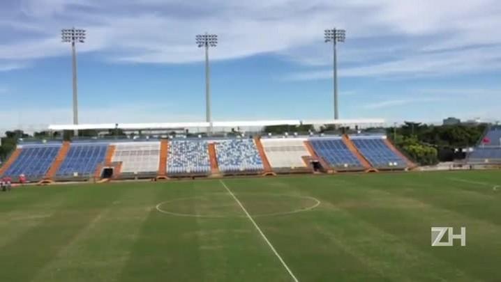 Conheça o Lockhart Stadium, local da partida de Inter x Flu