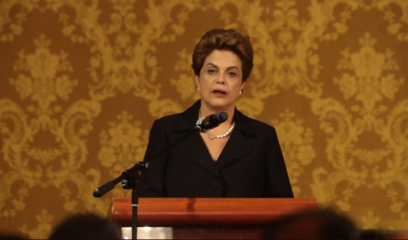 Dilma fala sobre Zika e comércio no Equador