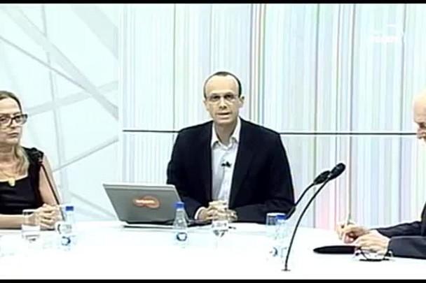 TVCOM Conversas Cruzadas. 2º Bloco. 15.03.16