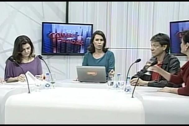 TVCOM Conversas Cruzadas. 4º Bloco. 10.05.16