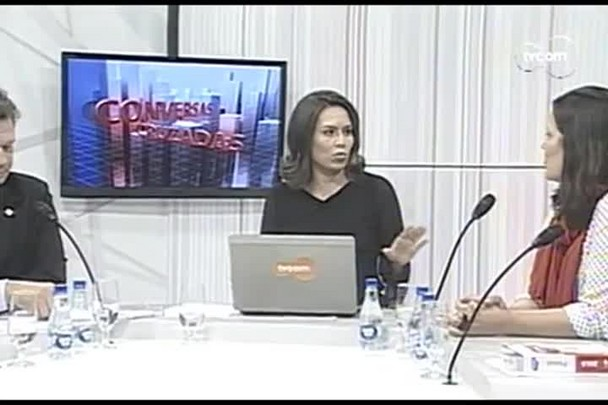 TVCOM Conversas Cruzadas. 4º Bloco. 12.05.16