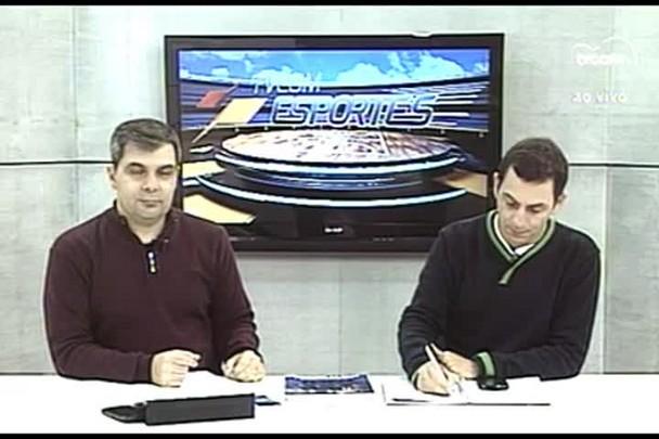 TVCOM Esportes. 2º Bloco. 09.06.16