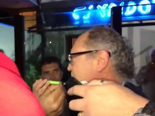 Falcão fala sobre volta ao Inter