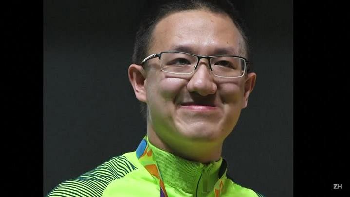 Felipe Wu conquista 1ª medalha do Brasil