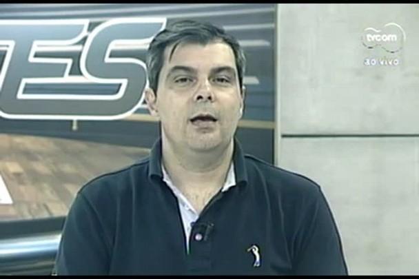 TVCOM Esportes. 4º Bloco. 11.10.16