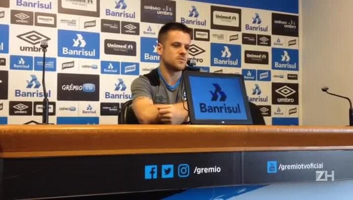 Ramiro fala sobre sua amizade com o goleiro Follmann e o lateral Alan Ruschel