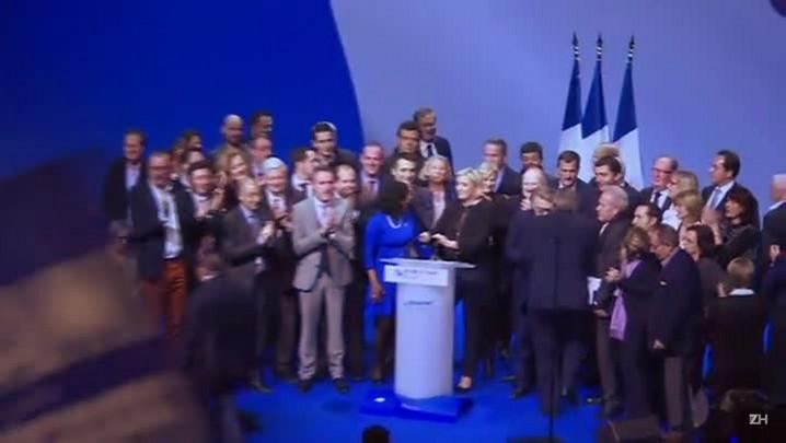 Eleições presidenciais esquentam na França