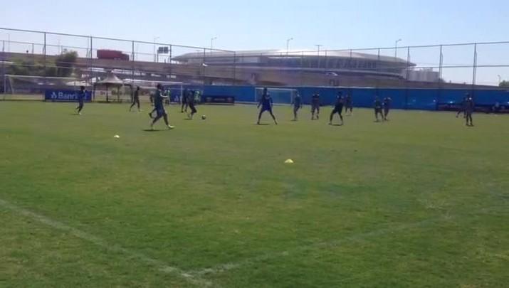 Grêmio treina antes de pegar o Passo Fundo