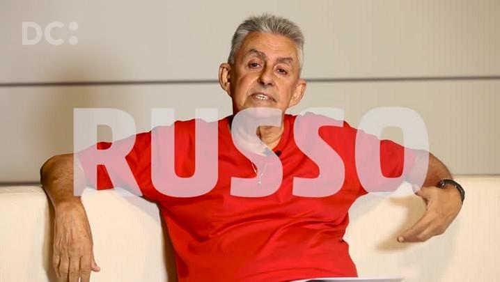 Roberto Alves é desafiado em teste de russo