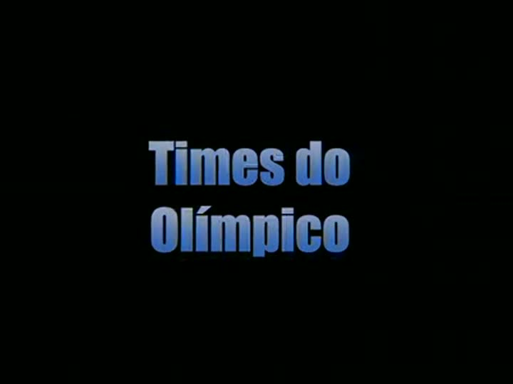 Grandes Times do Olímpico. 29/11/2012