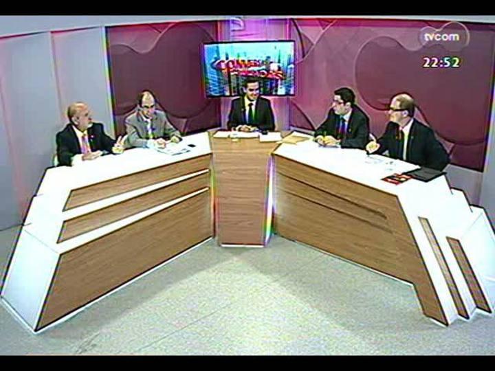Conversas Cruzadas - Proposta de Emenda Constitucional 37: PEC da Impunidade ou da Legalidade? - Bloco 3 - 06/02/2013