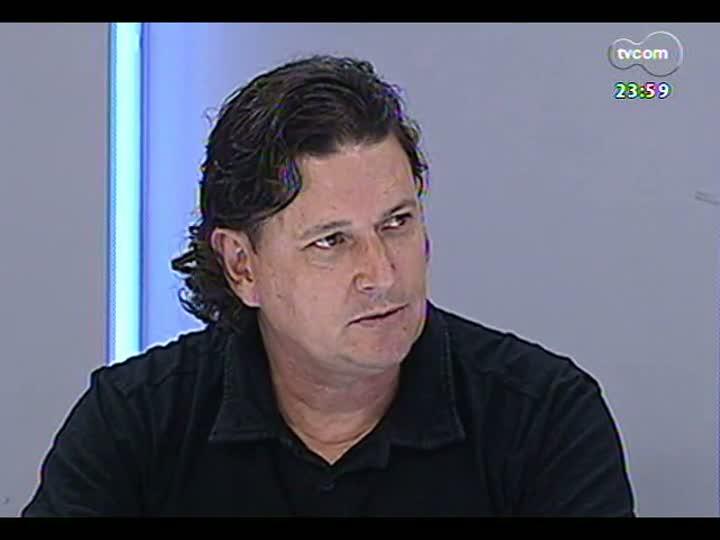 Mãos e Mentes - Coordenador do Laboratório de Protótipos Automotivos da Ulbra, Luiz Carlos Gertz - Bloco 3 - 14/02/2013