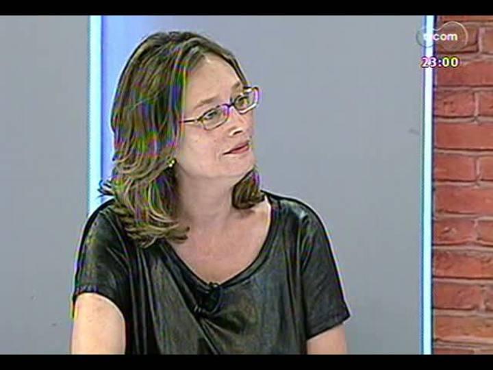 Mãos e Mentes - Ministra da Secretaria dos Direitos Humanos, Maria do Rosário - Bloco 1 - 24/02/2013
