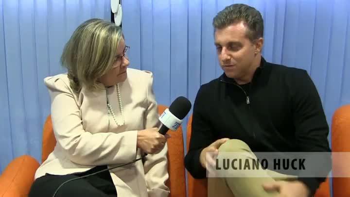 Papo de Economia: Luciano Huck