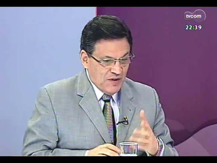 Conversas Cruzadas - As finanças do estado: entrevista com o secretário da Fazenda, Odir Tonollier - Bloco 3 - 12/04/2013