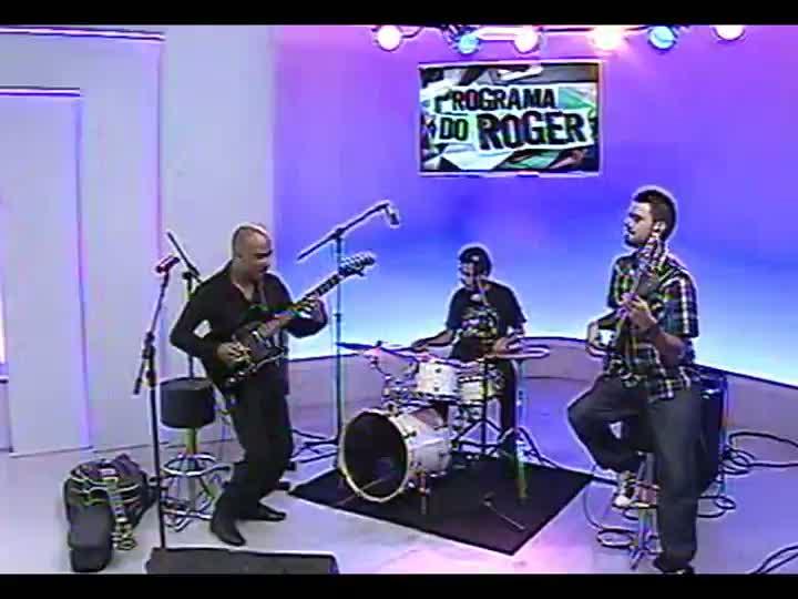 Programa do Roger - especial - Gilberto Oliveira toca Big River Blue